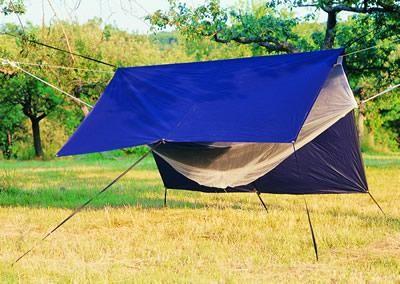 Jungle-Tent