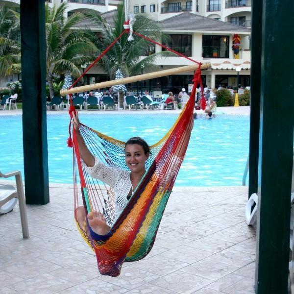 Hängesessel Rada Yucatan multicolor